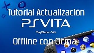 """getlinkyoutube.com-""""Tutorial completo"""" """"PSVita"""" """"Actualización Offline"""" a """"firmware 3.60"""" con """"QCMA"""""""