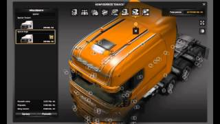 getlinkyoutube.com-[ETS2]Euro Truck Simulator 2 Scania R & Streamline Modifications V1.4.1