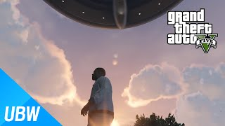 getlinkyoutube.com-GTA 5 UFO모드 - GTA 5 Mod Showcase: UFO Mod