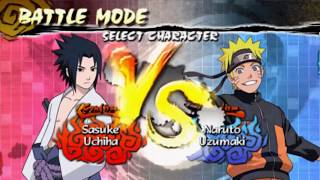 getlinkyoutube.com-TOP All Game Naruto Shippuden For PSP/PPSSPP [Download Description]