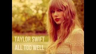 getlinkyoutube.com-Taylor Swift- All Too Well Lyrics