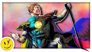 getlinkyoutube.com-Фантомный Фонарь: На что способно ФАНТОМНОЕ КОЛЬЦО? (DC Rebirth) Часть 1(?)