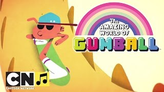 getlinkyoutube.com-Le Rap des Enfants | Le Monde Incroyable de Gumball | Cartoon Network