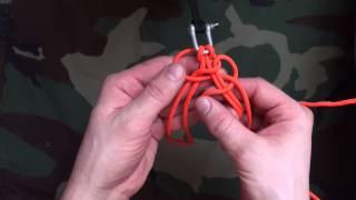 getlinkyoutube.com-Сделай самый крутой быстро расплетающийся браслет.mp4