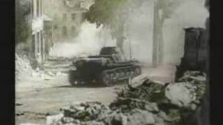 WW II : RARE COLOR FILM : DUNKIRK PART 2 OF 3 1939 1940