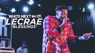 getlinkyoutube.com-Lecrae Performs 'Blessings (feat. Ty Dolla $ign)' Live