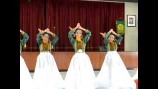 getlinkyoutube.com-Tari Tradisional SMPN 5 Yogyakarta