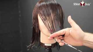 getlinkyoutube.com-Haircut Tutorial - Medium Length Layers
