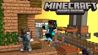 getlinkyoutube.com-Mapa De Esconde Esconde - Minecraft PE v0.13.0 (Mapa Em Português)