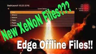 getlinkyoutube.com-New XeNoN??? Edge Offline Files (17489) Try It out!