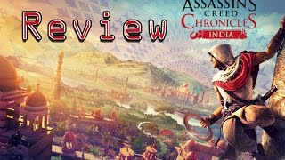 Assassin's creed chronicles india - Review