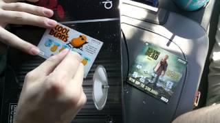 "getlinkyoutube.com-$1 BIG WINNER SCRATCH OFF TICKET ""COOL BEANS"""