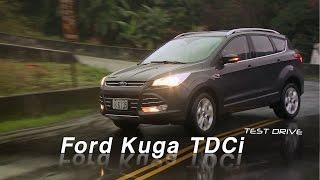 "getlinkyoutube.com-Ford Kuga 2.0L TDCi 這樣""柴""厲害 試駕"