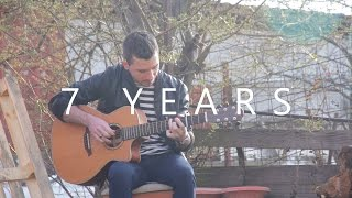 getlinkyoutube.com-7 Years - Lukas Graham (fingerstyle guitar cover by Peter Gergely)