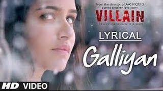 Teri Galliyan song lyrics Ek Villain HD