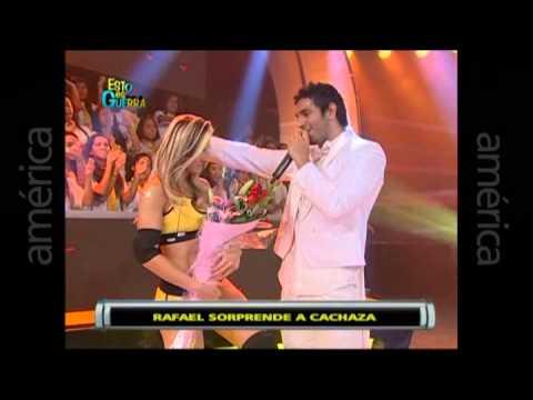 Esto es Guerra: Rafael sorprende a Cachaza con romántico tema - 15/05/2013