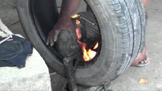 getlinkyoutube.com-Philippines Tire Repair