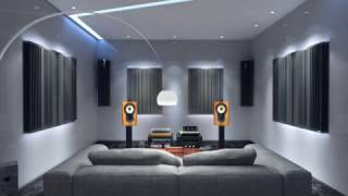 Howeasy® Hi-Fi room application with DQ Series solution