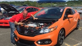getlinkyoutube.com-HDay (Honda Day) E-Town NJ 2015 The Cars, the People, the Fun and a few Surprises
