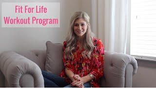 getlinkyoutube.com-About Fit For Life Workout Program by Lauren Gleisberg