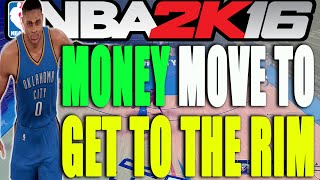 getlinkyoutube.com-How To Attack the Rim and Score More Points (NBA 2K16 Tips and Tricks)