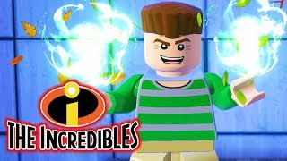 Sandman & Kingpin  in The LEGO Incredibles Videogame! width=