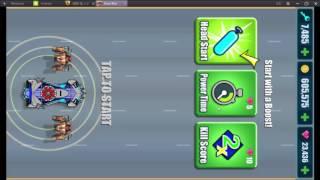 getlinkyoutube.com-تحميل لعبة road riot مهكرة اخر اصدار 2016