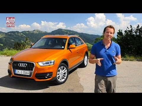 Audi Q3 review - Auto Express