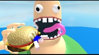 getlinkyoutube.com-Roblox -Escape Mr.FatGuy Obby -Compatible with iPhone, iPad, and iPod touch, Smart Phone Android