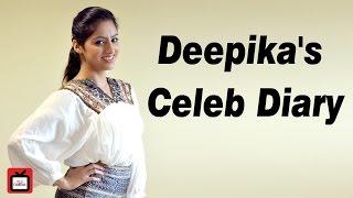 getlinkyoutube.com-#CelebDiary : Rohit is my guiding force - Deepika Singh