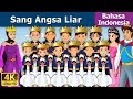 Sang Angsa Liar - Cerita Untuk Anak-anak - Animasi Kartun - 4K - Indonesian Fairy Tales