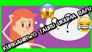 Niùri Wariganírwo Nitaurù ùkiuma Bafu😂😂😂kuriganirwo Kùngi  / Thigithigi Cia Mwalimu Stano 2019