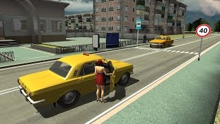 getlinkyoutube.com-Russian Taxi Driver 3D - Android Gameplay HD