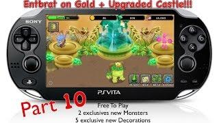 getlinkyoutube.com-PS Vita My Singing Monsters Part 10 Entbrat on Gold!!!!