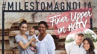 "getlinkyoutube.com-RAY'S WEEKEND | Trip to Magnolia Market from ""Fixer Upper"" on HGTV!"
