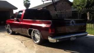 getlinkyoutube.com-1985 Chevrolet C10 Classic Truck in Houston, TX