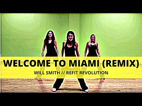 &quot;Welcome to Miami&quot; Dance Fitness Warm-up