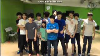getlinkyoutube.com-[130706] 17tv 17members KISSED HANSOL AND SEUNGCHEOL