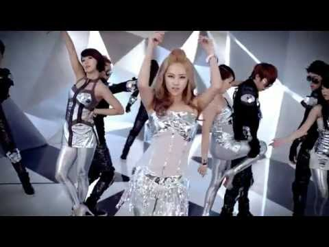 4Minute - Mirror Mirror (Music Video)