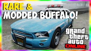 """getlinkyoutube.com-GTA 5 Glitches: Rare & Modded BUFFALO 1.20! How to Mod Cars WITHOUT USB! """"GTA 5 Rare & Modded Cars"""""""