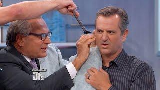 getlinkyoutube.com-Dr. Sears' Live Ear Wax Removal
