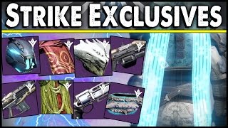 getlinkyoutube.com-Destiny: How to Properly Find Strike Exclusive Drops!   DON'T BELIEVE THE RUMORS