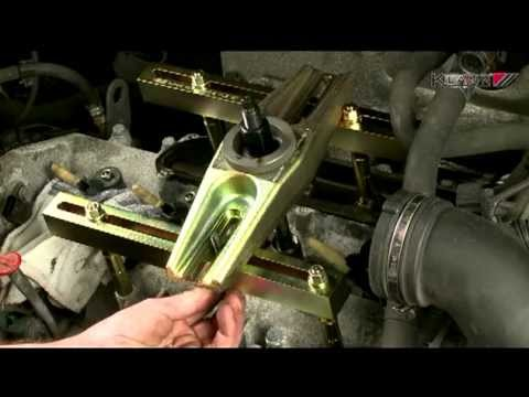 Extraer inyectores con el extractor universal KL-0186-14 K