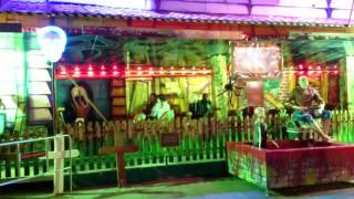 getlinkyoutube.com-Le Train Fantôme Fête Foraine de Nantes Septembre 2015