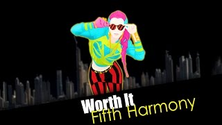 getlinkyoutube.com-Just Dance 2015 - Worth It by Fifth Harmony ft. Kid Ink (Fanmade Mash'up)