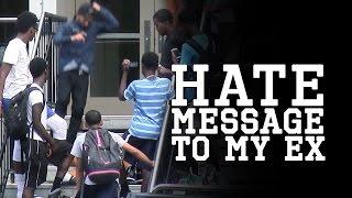 getlinkyoutube.com-Hate Message To My Ex Prank (@CaptainShorif)