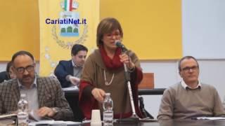 Filomena Greco Comunicazioni Consiglio 20/12/2016