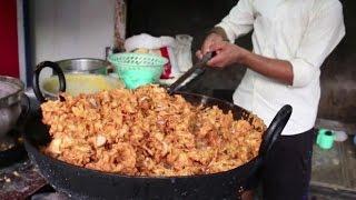 Indian Street Food - Kanda Bhaji