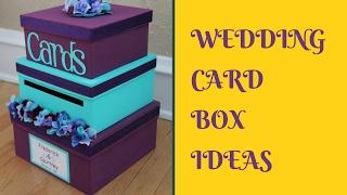 getlinkyoutube.com-DIY Wedding Card Box Ideas