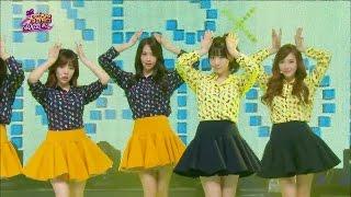 getlinkyoutube.com-【TVPP】SNSD - Wait a minute, 소녀시대 - 웨잇 어 미닛 @ Comeback Stage, Show Music core Live 20140308